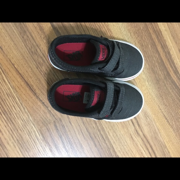 Vans Other - Almost like new Vans toddler shoes